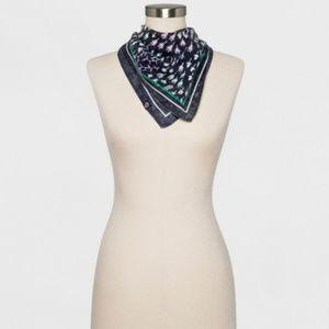 Floral Patterned Bandana Handkerchief